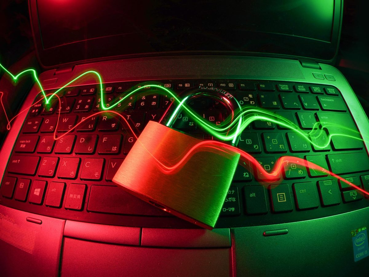 Top tips for maintaining cyber security when working from home